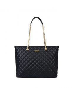 Love Moschino BORSA SHOPPER NERO