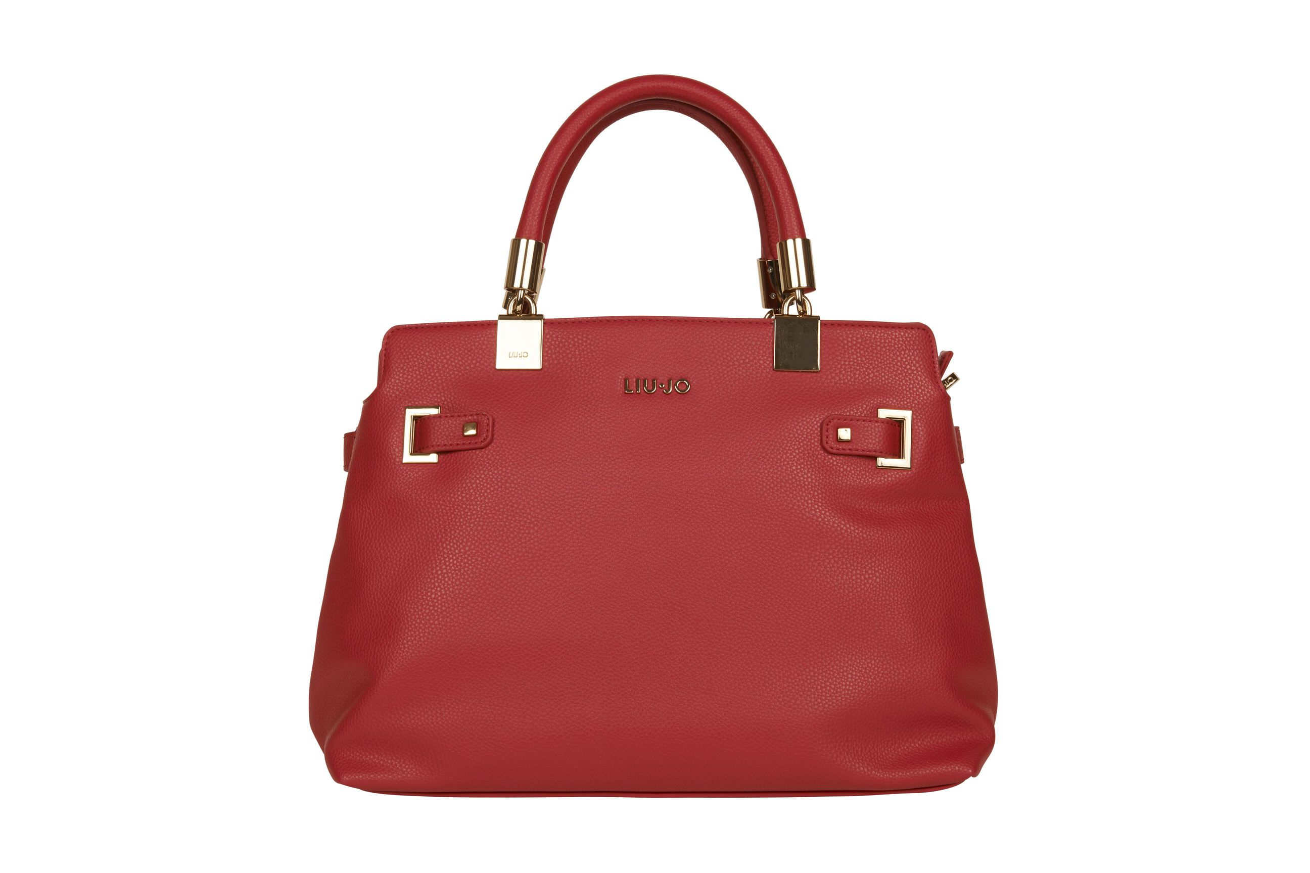 LIU JO BORSA SHOPPER MARS RED 81655